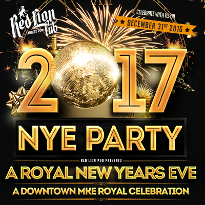 Red lion stathern new years eve